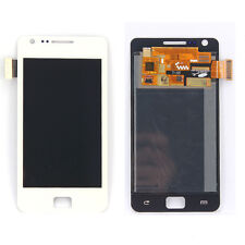 White Parts LCD Display Touch Screen Digitizer for Samsung Galaxy S2 II i9100