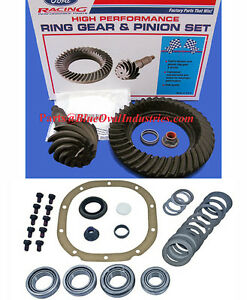 """1986-2014 Mustang Ford Racing 8.8"""" 4.10 Ring & Pinion Gears w/ Installation Kit"""
