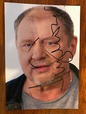 Andrzej Grabowski Actor Photo Autograph Hand Signed Authentic 12 x 9 cm