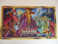 YUGIOH! Noble Knights Playmat x1