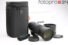 Canon Sigma 150-600 mm 5.0-6.3 DG OS HSM + TOP (216456)