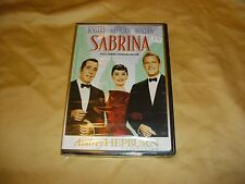 sabrina  the audrey hepburn collection sealed region 1 dvd  canadian
