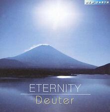 Deuter - Eternity  Jewel Case Packaging NEW CD (SEALED)