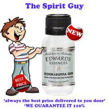 * NEW * Kookaburra Botanical Gin Spirit Essence Flavouring @ $9.00 By Edwards