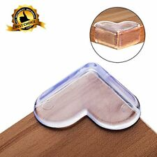 Baby Proofing Corner Guards Corner Protector QAHEART Clear Table Corner Guards B