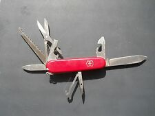 SALE! Victorinox Huntsman Swiss Army knife in red - with hook but no hidden pin