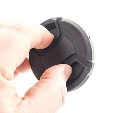 KOOD 82mm LENS CAP Clip on Centre Pinch Grip fits most 82mm Lenses