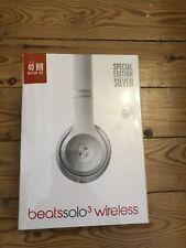 Beats by Dr. Dre Solo Auriculares inalámbricos 3-Edición Especial De Plata
