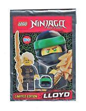Lego Ninjago Figurine Dragon de Feu Kai Polybag Edition Limitée
