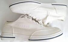 True Vtg Men's 9 90s Hip Hop Skate Throw Back White Reebok Gym Basketball Shoes
