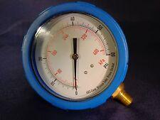 "Pressure Gauge 4"" Dia. 0 to 60 PSI 0 to 400 kPa 1/4NPT Grainger NIB 4EFG3"
