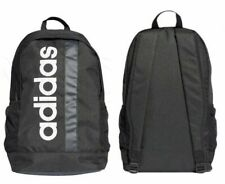 Adidas Backpack Linear Training Gym School Backpacks Sports Bags Black