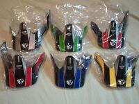 Thor SVS 5 YOUTH motocross helmet visor peak and hardware *NEW*