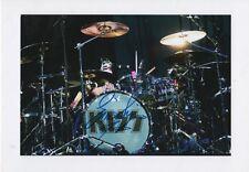 """Eric Singer """"Kiss"""" autógrafo signed 20x30 cm imagen"""