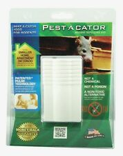 NEW! Global *PEST A CATOR* Electric Rodent Repeller 1000 sq ft Plug Indoors 1100