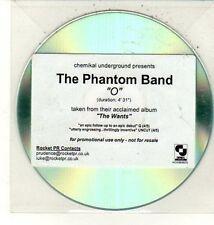 (DC898) The Phantom Band, O - DJ CD