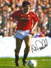 NEIL WEBB, Manchester United, MAN UTD, Angleterre, signé 10x8 pouces Photo. COA.
