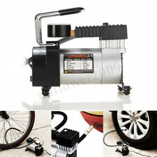 Portable Mini Air Compressor 100PSI 12V Auto Car Electric Tire Air Inflator Pump