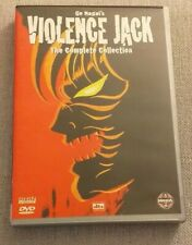 Go Nagai's VIOLENCE JACK - The Complete Collection. DVD
