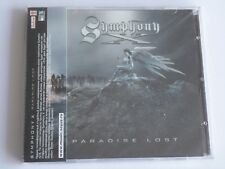 Symphony X - Paradise Lost (2007) Like New, Multipage Booklet, OBI