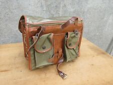 SACOCHE AVANT ANCIEN VELO RANDONEUSE VINTAGE FRENCH BICYCLE PANNIER BAG