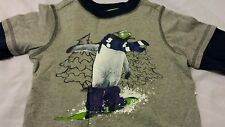 Old Navy Tee Shirt Baby Infant Boys Size 12-18 Months Graphic