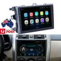 9 Inch Car FM Radio MP5 Player Touch Screen In-Dash Stereo For Toyota Corolla