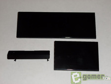Nintendo Wii Complete Door Flap Cover Set Black NEW