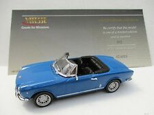 FIAT 124 SPIDER BS * 1970 * in blu * Limitato * Vitesse * 1:43 * OVP * NUOVO