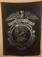 """Five Finger Death Punch FFDP 5FDP Enforcer Cloth Fabric Poster Flag 30""""x40"""" New"""