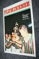 review )) revista do FLUMINENCE N°212 - 1983 / Campeao.....