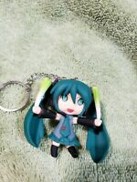 Kawaii Cute Style figure Key Chain Vocaloid Hatsune Miku