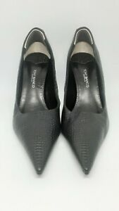 Tony Bianco Women's Harri Shoes, Black Cobra, Size 6