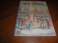 The New Yorker Magzine-May 16,1988-Mint-IRIS VAN RYNBACH Cover-1988