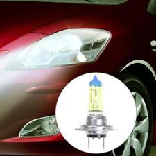 Quartz Glass H7 3000K 12V 55W Car Auto Yellow Halogen Headlight Fog Lamp Bulb