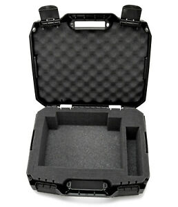 CM Projector Carry Case for Optoma HD27E HD , Optoma HD143X and More, Case Only