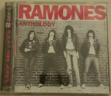 Ramones Anthology Hey Ho Let's Go (2 Disc) CD 2001 Warner Very Good Condition