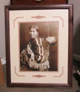 "William Pennington photo Pendleton PRINT ""DESERT MADONNA"""