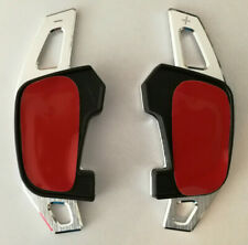 DSG alu Boutons balancent prolongation-Palettes Pour Golf 7 R GTI GTD GTE Argent