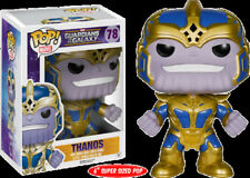 Thanos 2002-Now Action Figures