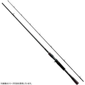Shimano ZODIAS 164L-BFS/2 Light freshwater baitcasting rod From Japan New
