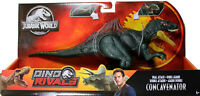 Jurassic World ~ DUAL ATTACK CONCAVENATOR ACTION FIGURE ~ Dino Rivals