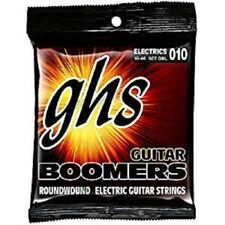 GHS Boomers Electric Guitar Strings - Light 10-46
