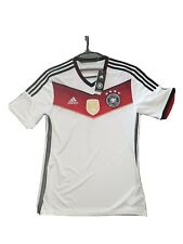 Deutschland Nationaltrikot WM 2014 Gr. M Neu DFB Germany