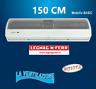 BARRIERA D'ARIA LA VENTILAZIONE MODELLO BASIC BV150 150 CM X 19 CM X 21 CM