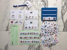 PECS/Boardmaker GOLD Pack&A5Storage/Communication Folder for autism/ASD/ADHD/SEN