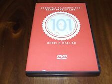 Essential teachings for every part of life 101 Creflo Dollar 2 DVD-R set God
