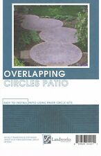 DIY Landscape Plans Overlapping Circles Patio Layout Landworks Design Group