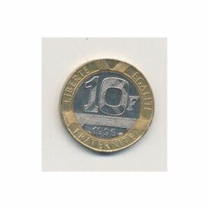 10 Francs Génie - 1996