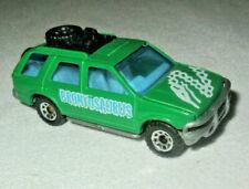Matchbox 1994  Isuzu Rodeo Brontosaurus
